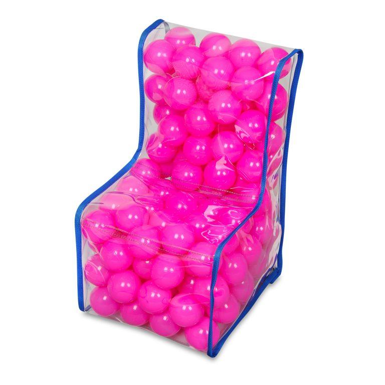 Nowoczesne krzesełko dla dziewczynki